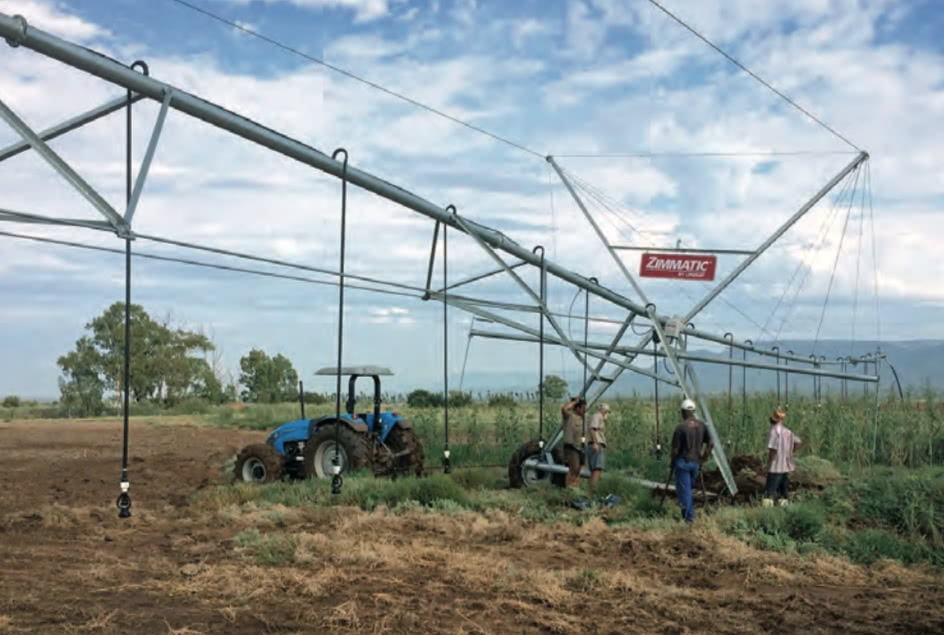 The Pivot Optimiser works with Zimmatic, Valley, Irritech, Senter360 and most other centre Pivot irrigation systems.